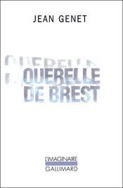 Couverture Querelle de Brest