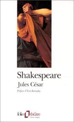 Couverture Jules César
