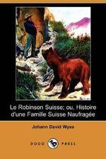 Couverture Le Robinson suisse