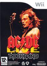 Jaquette AC/DC Live: Rock Band