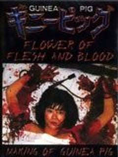 Affiche Guinea Pig : Flower of Flesh and Blood