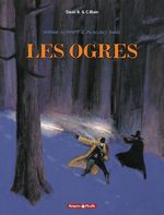 Couverture Les ogres - Hiram Lowatt & Placido, tome 2