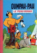 Couverture Oumpah-Pah le Peau-rouge - Oumpah-Pah, tome 1