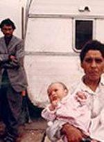 Affiche Qui a peur des tziganes roumains ?