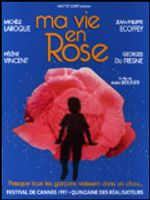 Affiche Ma vie en rose