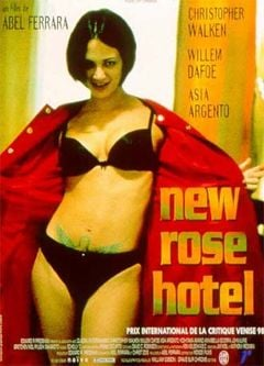 Affiche New Rose Hotel