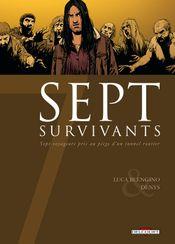 Couverture Sept Survivants