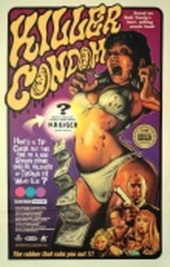 Affiche Killer Condom