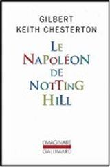 Couverture Le Napoléon de Notting Hill