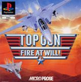 Jaquette Top Gun : Fire at Will !