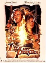 Affiche L'Île aux pirates