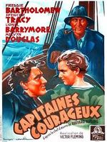 Affiche Capitaines courageux