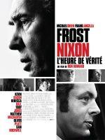 Affiche Frost / Nixon, l'heure de vérité