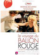 Affiche Le Voyage du ballon rouge