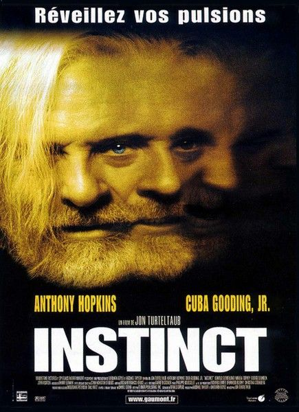 analysis on the movie instinct Ralph - the novel's protagonist, the twelve-year-old english boy who is elected leader of the group of boys marooned on the island ralph attempts to coordinate the boys' efforts to build a miniature civilization on the island until they can be rescued ralph represents human beings' civilizing instinct, as opposed to the.