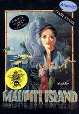 Jaquette Maupiti Island