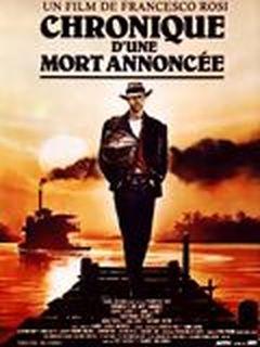 Chronique D Une Mort Annoncee Film 1987 Senscritique