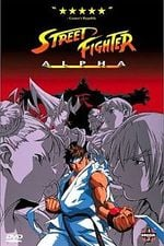 Affiche Street Fighter Alpha : The Animation