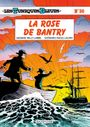 Couverture La Rose de Bantry - Les Tuniques bleues, tome 30