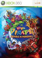 Jaquette Viva Piñata : Pagaille au Paradis