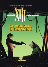 Couverture La Version irlandaise - XIII, tome 18