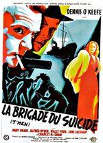 Affiche La Brigade du suicide
