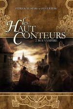 Couverture Roi Vampire - Les Haut-conteurs, tome 2