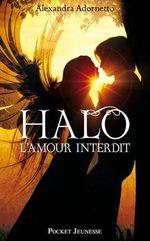 Couverture Halo, l'amour interdit