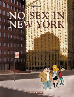 Couverture No Sex in New York