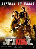 Affiche Spy Kids 2 : Espions en herbe