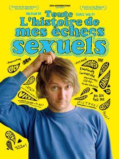 Affiche Toute l'histoire de mes échecs sexuels