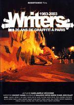 Affiche Writers 1983 - 2003