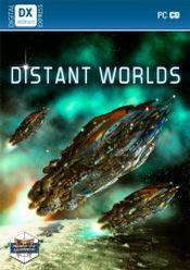 Jaquette Distant Worlds