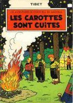 Couverture Les Carottes sont cuites - Chick Bill, tome 2