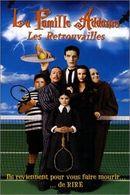 Affiche La Famille Addams : Les Retrouvailles
