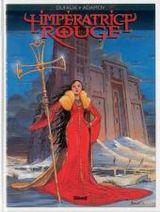 Couverture Le Sang de Saint-Bothrace - L'Impératrice rouge, tome 1