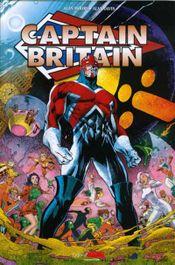 Couverture Captain Britain