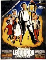 Affiche Monsieur Leguignon, lampiste