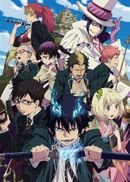Affiche Blue Exorcist