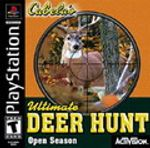 Jaquette Cabela's Ultimate Deer Hunt : Open Season
