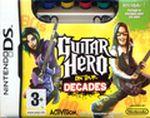 Jaquette Guitar Hero : On Tour Decades