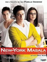 Affiche New-York Masala