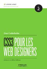 Couverture CSS3 Pour Les Web Designers