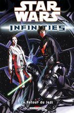 Couverture Le Retour du Jedi - Star Wars : Infinities, tome 3
