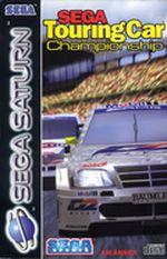 Jaquette Sega Touring Car Championship