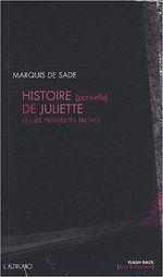 Couverture Juliette ou les prospérités du vice