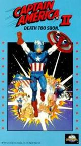 Affiche Captain America II: Death Too Soon