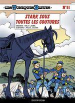 Couverture Stark sous toutes les coutures - Les Tuniques bleues, tome 51