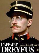 Affiche L'Affaire Dreyfus