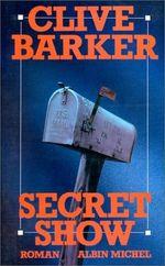 Couverture Secret Show